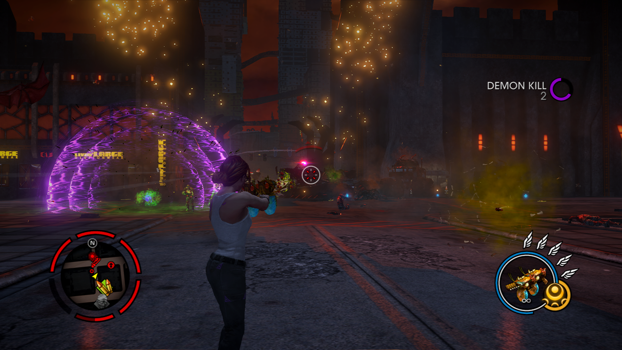 I Finally Finished … Saints Row: Gat Out Of Hell